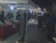 Nicotera, i Mercatini aprono le festivita' Natalizie