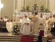 Oppido Mamertina, ordinati 4 Diaconi