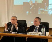 Intelligence, Vittorio Stelo al Master dell'Università della Calabria