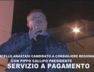Marcello Anastasi chiude la campagna elettorale a Rizziconi