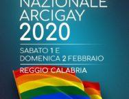 Consiglio nazionale Arcigay 1-2 febbraio Reggio Calabria