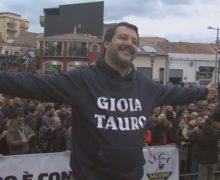 Gioia Tauro, intervento integrale di Matteo Salvini
