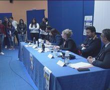 """Rosarno, Istituto Piria convegno:""""Lavoriamo per la Legalità""""per costruire una città senza crimine"""