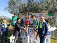 """Le """"Frecce Rosse"""" ancora protagoniste, doppio successo per l'atletica Gioia Tauro"""