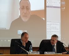 """Intelligence, Antonio Nicaso al Master dell'Università della Calabria: """"Le mafie sono sistemi di potere e non semplice violenza organizzata""""."""