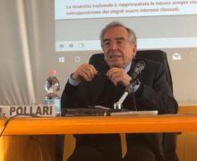 """Intelligence, Nicoló Pollari al Master dell'Università della Calabria: """"La globalizzazione ha reso l'intelligence sempre più determinante"""""""