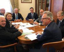 I sindaci della Locride a Roma. Proficuo incontro al Ministero della Infrastrutture