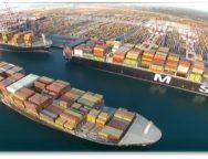Il commissario straordinario dell'Autorità portuale di Gioia Tauro, Andrea Agostinelli, questa mattina ha effettuato un sopralluogo all'interno del porto
