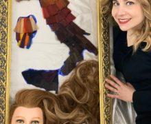 Il talento di Nadia Mastroieni,  Hair stilyst Make up artist di Terranova Sappo Minulio, al servizio della comunita'