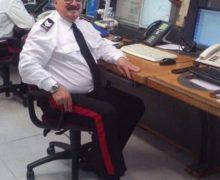 L'ultimo saluto dei Carabinieri al Brigadiere capo qualifica speciale Onofrio Pellegrino