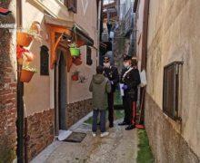 San Giorgio Morgeto: i carabinieri reggini consegnano computer portatili ai bambini per lo studio a distanza