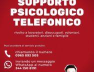 Coronavirus, al via a Reggio Calabria il servizio di supporto psicologico telefonico della Camera del Lavoro e del Silp Cgil