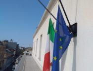 Bandiere a mezz'asta al MArRC, in omaggio alle vittime del Coronavirus