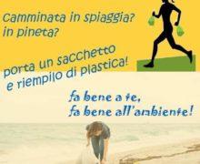 San ferdinando, #EcoWalkSanFerdinando # passeggiare correre e raccogliere i rifiuti