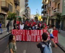 Cosenza: Studenti in piazza contro la didattica a distanza