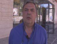 Rosarno, intervista a Rocco Dominici Fast Ferrovie sulla fermata del Freccia Rossa