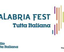 Proseguiranno fino al 15 giugno le iscrizioni del  'CALABRIA FEST TUTTA ITALIANA 2020', Il Festival della Nuova Musica Italiana  con Finalissima a Lamezia Terme