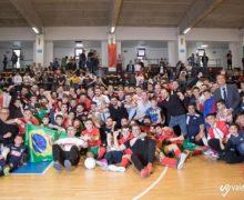 Il Futsal Polistena ringrazia il sindaco Michele Tripodi e l'amministrazione comunale per il contributo concesso