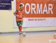 Futsal Polistena, confermato il laterale offensivo Francesco Dentini