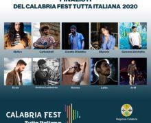Scelti i finalisti del Calabria Fest tutta Italiana