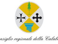 Domani alle ore 12,00 si riunirà il  Consiglio Regionale della Calabria.