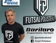 Futsal Polistena, confermato il preparatore dei portieri Rocco Barilaro