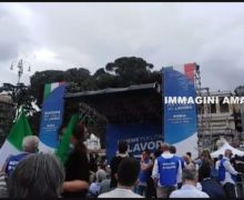 Roma, Manifestazione Centrodestra di Anna Luana Tallarita