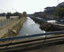 Gioia Tauro, denuncia contro ignoti per l'inquinamento del fiume budello