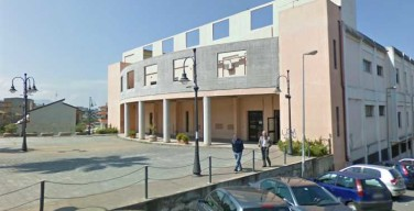 Municipio vicino a Gioia Tauro2