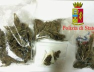 Seminara,nascondeva 2,5 kg marijuana arrestato
