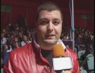 Gioia Tauro, conferenza stampa Rocco Sciarrone