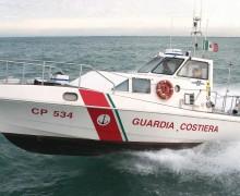 Bagnante ferita e natante in fuga: Rintracciato dalla Guardia Costiera