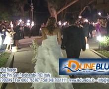 Il tuo Matrimonio alle Dune Blu Resort San Ferdinando