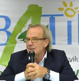 Antonio Alvaro presidente del GAL BATIR