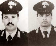 27 esimo anniversario dell' Omicidio degli Appuntati Fava e Garofalo