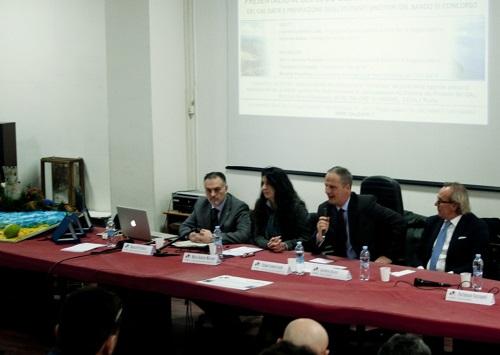 4- il tavolo dei relatori. da sin previtera, maisano, caridi, alvaro - Copia