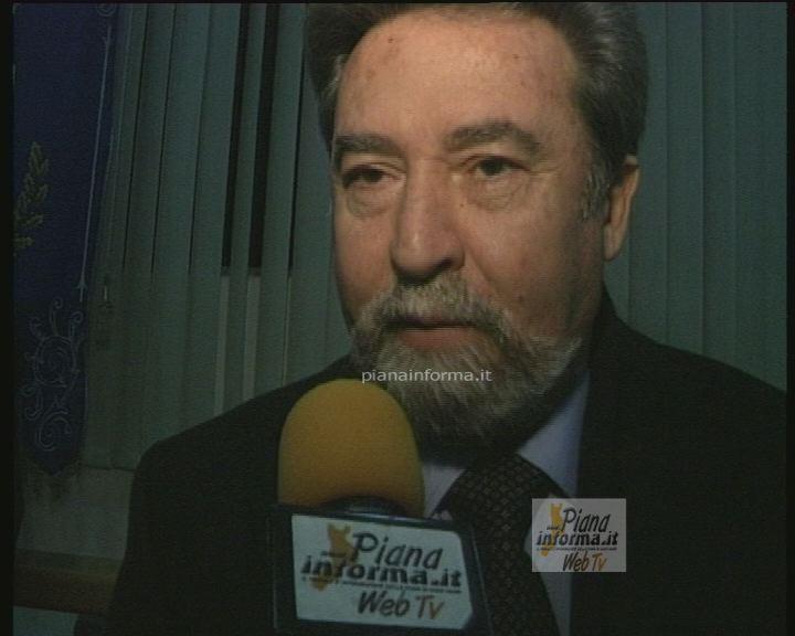 Antonino Gaglio Commissario Prefettizio Comune di Taurianova