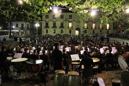 Foto 1 Orchestra Giovanile G. Rechichi