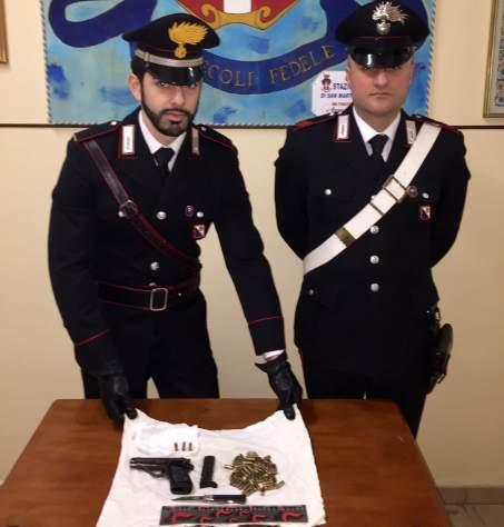 carabinieri-san-martino_armi_e_munizioni