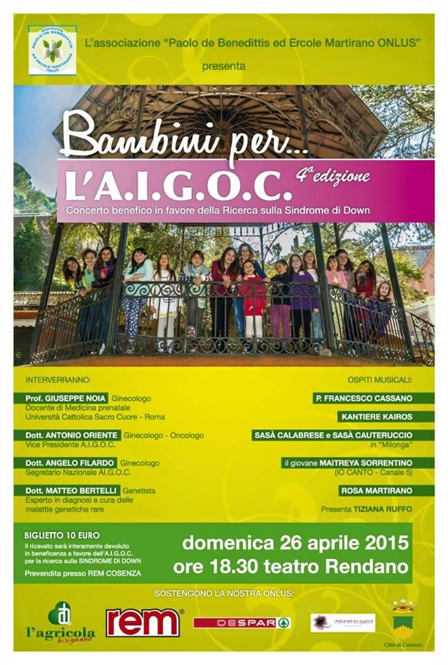 BAMBINI PER… L'A.I.G.O.C.