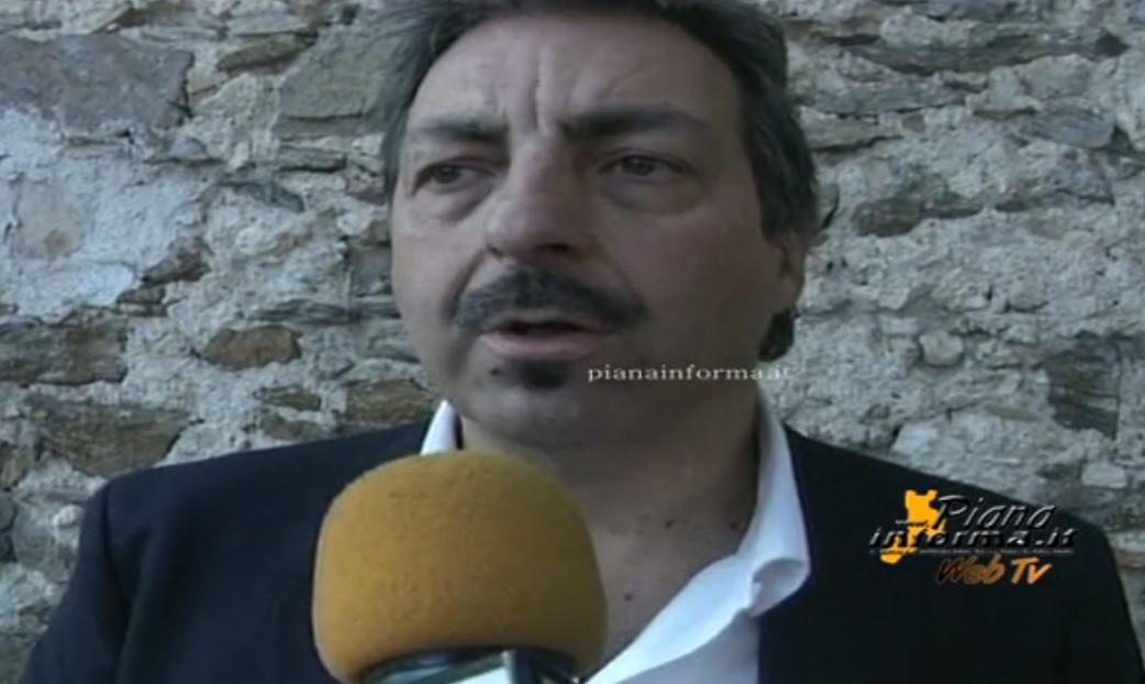 Pino Romeo - coordinatore del tavolo tecnico per la tutela ambientale sulla piana di Gioia Tauro