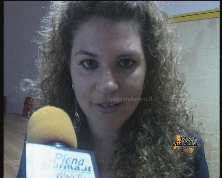 Adriana Vazzana  Assessore Ambiente e verde pubblico Comune di Gioia Tauro
