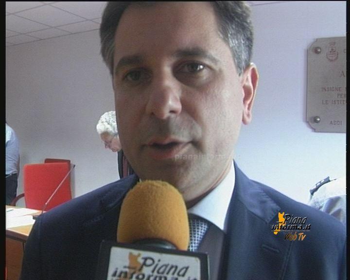 Giuseppe Pedà Sindaco di Gioia Tauro