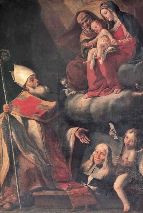 Dipinto Mattia Preti
