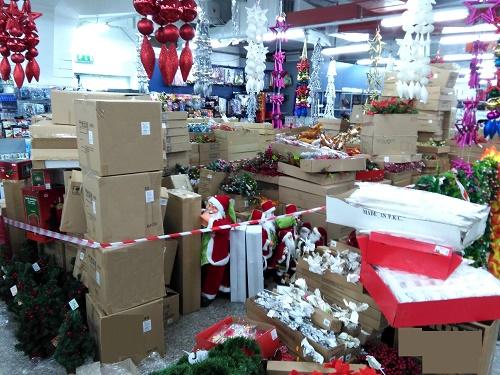 """OPERAZIONE """"SAFE CHRISTMAS1"""