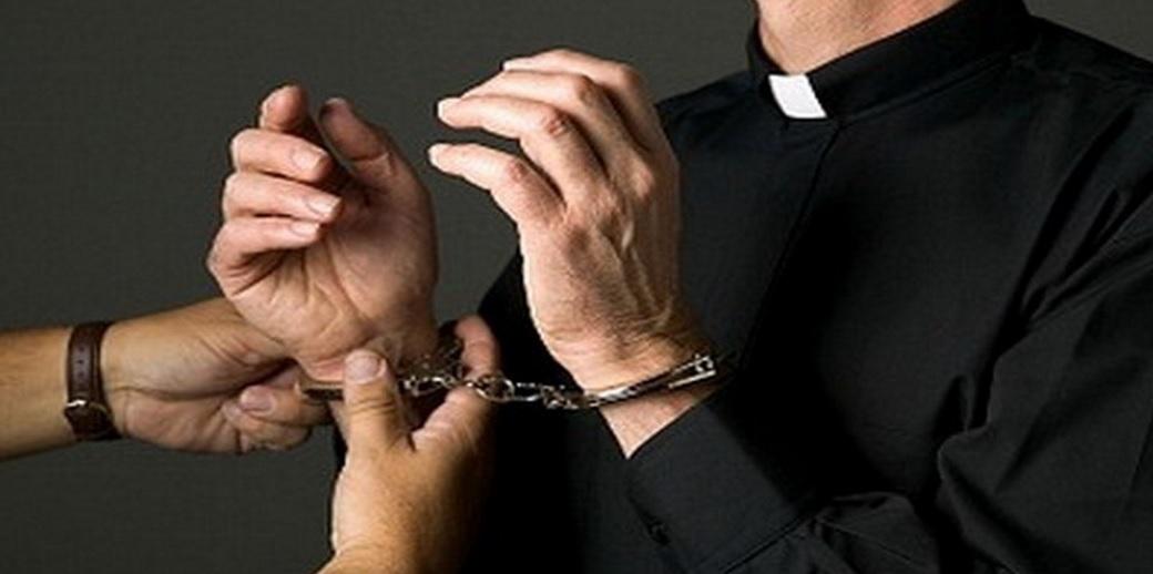 prete arresto