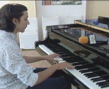 Il Pianista Aurelio Raco alle Dune Blu per la settimana della musica
