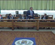 Reggio, incontro Senatore Richetti con sindaco Falcomatà