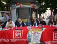 """Oliverio all'iniziativa Spi Cgil su """" Povertà e disagio sociale"""""""