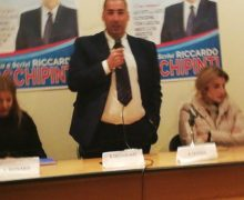 Laureana, incontro con Riccardo Occhipinti candidato alle Regionali